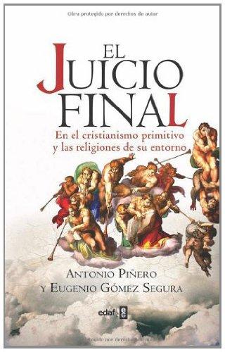El juicio final (Jerusalén) por Antonio Piñero