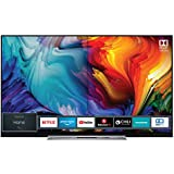 Toshiba 55U7863DA 140 cm (55 Zoll) Fernseher (4K Ultra HD, HDR Dolby Vision, Triple Tuner, Smart TV, Sound von Onkyo, Alexa Ready Funktion)