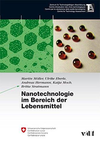 Nanotechnologie im Bereich der Lebensmittel (TA-Swiss)