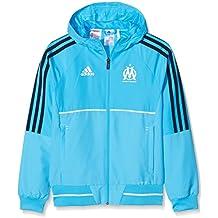 survetement Olympique de Marseille gilet