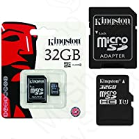 Original Kingston MicroSD Memory Card 32GB for Samsung Galaxy J5/J5 Duos