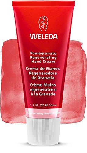 Crema Manos Granada - Weleda 50 ml - Se envía con: