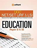 UGC NET/SET (JRF & LS) EDUCATION Paper II & III
