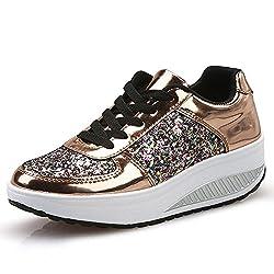 Zapatos Lentejuelas...