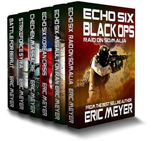 Echo Six: Black Ops - Box Set (Books 1-6)
