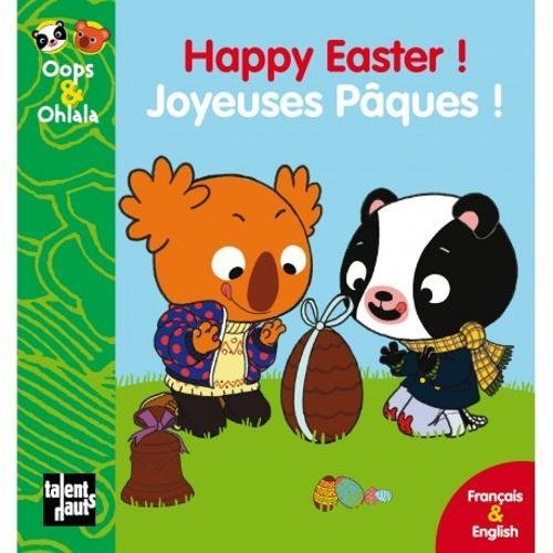 Happy Easter ! Joyeuses Pques !