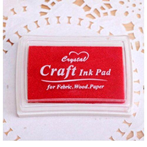schon-diy-kunsthandwerk-gross-stempelkissen-fur-gummi-stempel-drucken-gewebe-holz-papier-rot