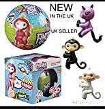 NEW & HOT SELLING Surprise Fingerling LOL Ball Baby Monkey