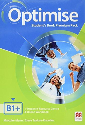 Optimise. B1+. Student's book-Key. Per le Scuole superiori. Con espansione online