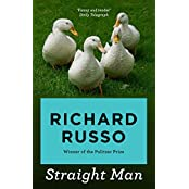 Straight Man (English Edition)