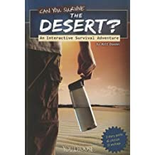 Can You Survive the Desert? (You Choose Books (Paperback))
