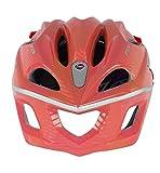 #7: XMR F-6000 Cycling Helmet, Men's Medium (Red)