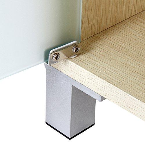 Waschbeckenunterschrank mit zwei Einlegeböden - 4