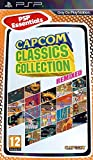 Capcom Collection Remixed Essentials on PSP