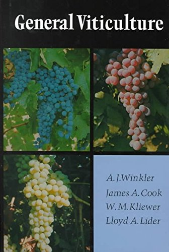 [General Viticulture] (By: A.J. Winkler) [published: March, 1975]