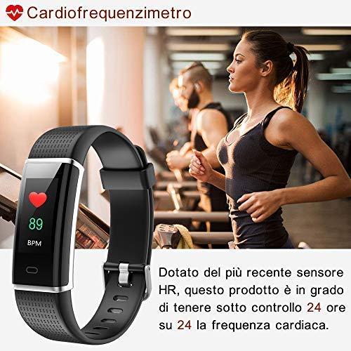 Zoom IMG-2 homscam orologio fitness tracker smartwatch