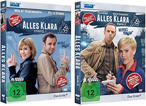 Staffel 1-2 + Bonus (9 DVDs)
