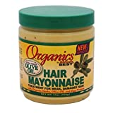 Best Hair Mayonnaises - Africa's Best Organics Hair Mayonnaise 15 oz Jar Review