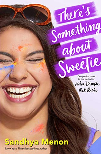There's Something about Sweetie (English Edition)