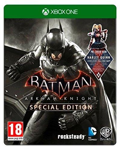 Batman: Arkham Knight - Special Edition Steelbook (Xbox One) [Importación Inglesa]
