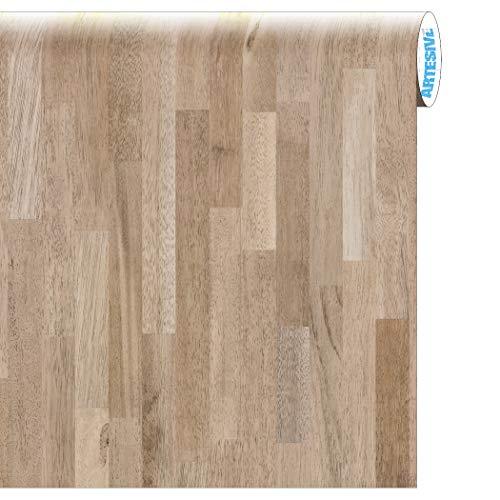 Artesive TEC-020 Shabby Ice Multiwood Couleur Froide 90 cm x 10 mt. - Film Adhésif autocollant largeur en Vinyle Effet Bois pour la maison, la décoration, meubles, porte et toutes les surfaces lisses.