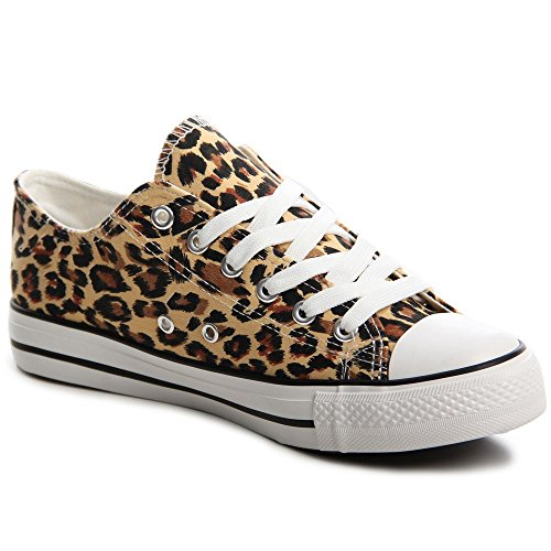 topschuhe24, Sneaker donna Multicolore (Leooptik)