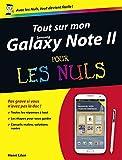 Image de Tout sur mon Galaxy Note II Pour les Nuls