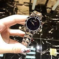 NICEWATCH Ladies Watches, Blue Sky Charts, Elegant Air Watches, Relojes de Mujer, Trompetas, Marrón