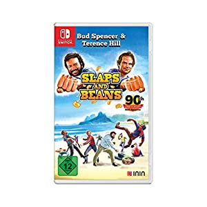 Bud Spencer & Terence Hill Slaps and Beans Anniversary Edition – [Nintendo Switch]