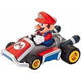 Nintendo Mario Kart 8 Pullback Racer Car 1:43 Figure Collection ~ 4 Figures ~ Mario, Luigi, Yoshi & Toad by Mario Kart