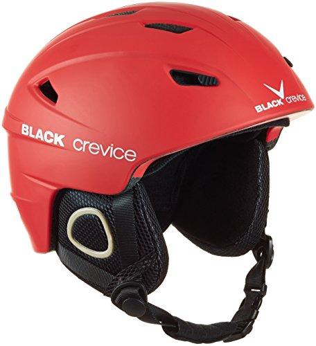 Black Crevice Casco de Esquí Kitzbühel Rojo XS (53-54 cm)