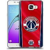 Officiel NBA Bannière Washington Wizards Étui Coque en Gel molle pour Samsung Galaxy A5 (2016)