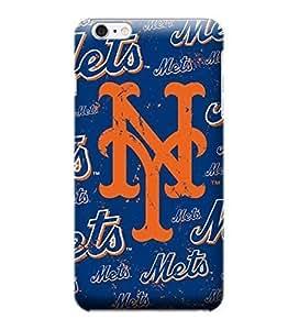 eric-diy iPhone 6Case, MLB–New York Mets Cap Logo, Blast, iPhone 6, Schutzhülle, hochwertig, 2ti2galx8u0