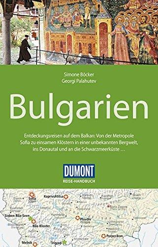 Preisvergleich Produktbild DuMont Reise-Handbuch Reiseführer Bulgarien: mit Extra-Reisekarte