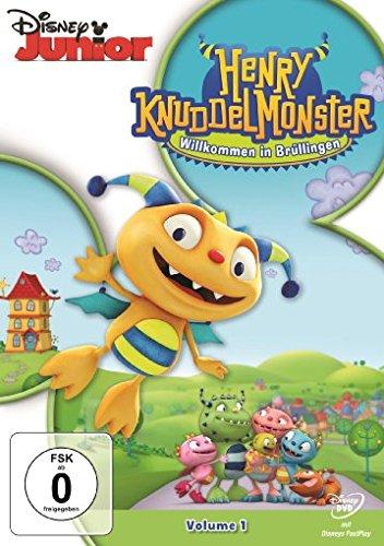 Henry Knuddelmonster - Willkommen in Brüllingen, Volume 1 hier kaufen