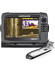 Lowrance HDS 7Gen3Durchbruchgeber med/High/totalscan