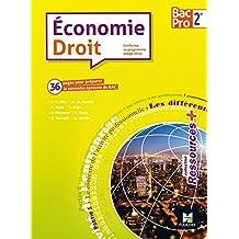 Ressources plus - ECONOMIE-DROIT - 2de BAC PRO