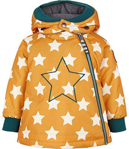 Racoon Baby-Jungen Jacke Axel Star Winterjacke Wassersäule 9.000, Mehrfarbig (Inca Gold Inc), 80