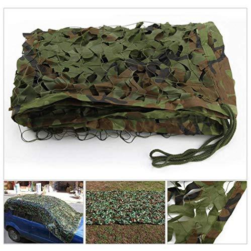 netz, Tarnnetz, für Camouflage, Armee-grün, 4x3m(13x10ft) ()