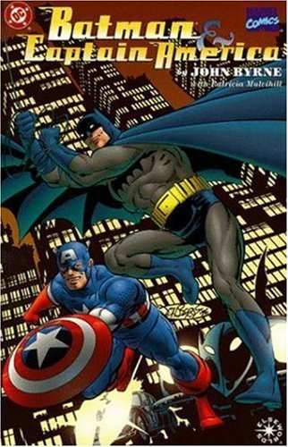 Batman & Captain America (Elseworlds) by John Byrne (1997-01-01)