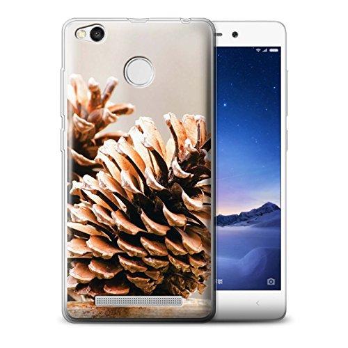 Stuff4®MR-Phone Case/Cover/Skin/redmi3x -gc/Christmas Foto Collection Cone Pin/Conifère