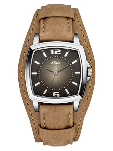 s.Oliver Time Damen-Armbanduhr SO-3379-LQ