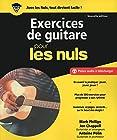Exercices de guitare pour les Nuls grand format, 2e édition