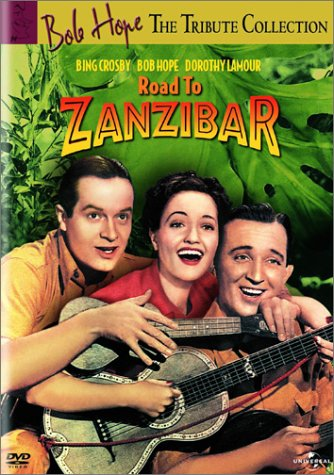 The Road To - Road to Zanzibar [Import USA Zone