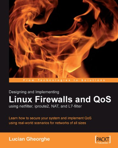 Nat-firewall (Designing and Implementing Linux Firewalls and QoS using netfilter, iproute2, NAT and l7-filter (English Edition))