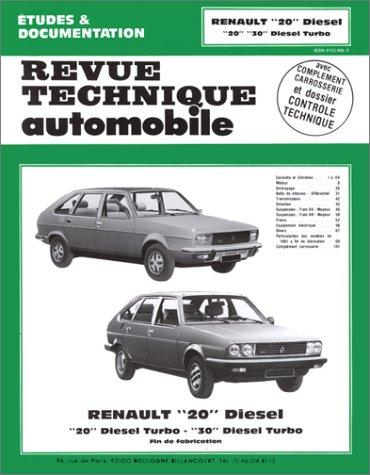 Rta 409.4 Renault 20 d-Turbo d - 30 Turbo d (80/84) par Etai