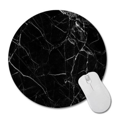 Dreamland 22 * 22 CM New and Non-Skid Game Marble lines Mouse Pad (2)