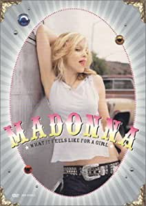 Madonna - What It Feels Like For A Girl (VHS Video) [2001]