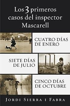 Los 3 primeros casos del inspector Mascarell: Cuatro días