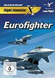 Flight Simulator X - Eurofighter (Add-On) [Importación Alemana]